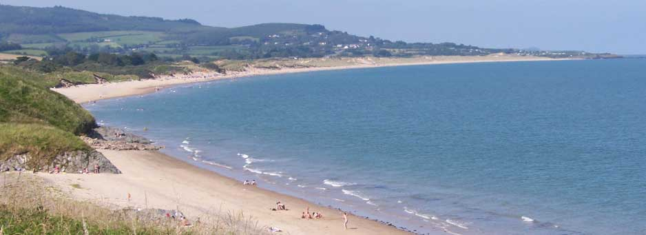 Britta Bay, Wicklow Ireland